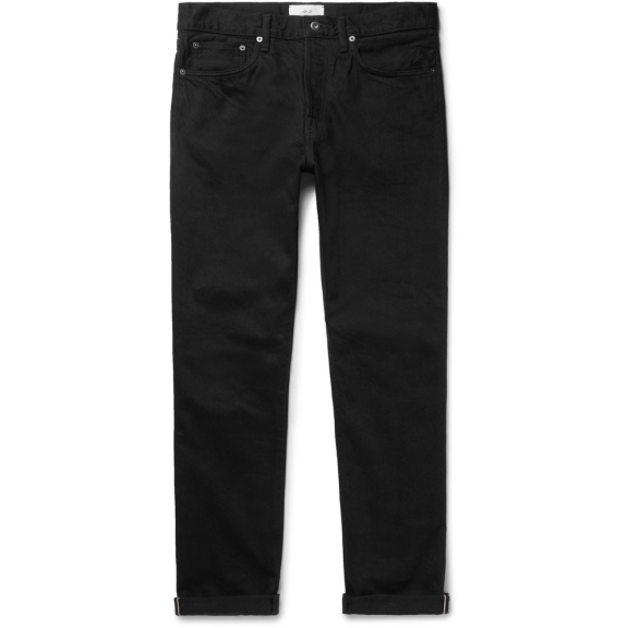 Mr P. Slim-Fit Selvedge Denim Jeans £180 >