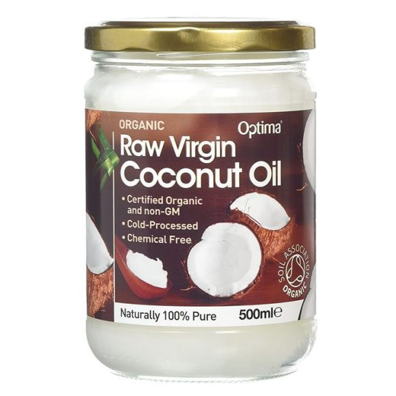 Optima Organic Coconut Oil - 500ml £7.24 >