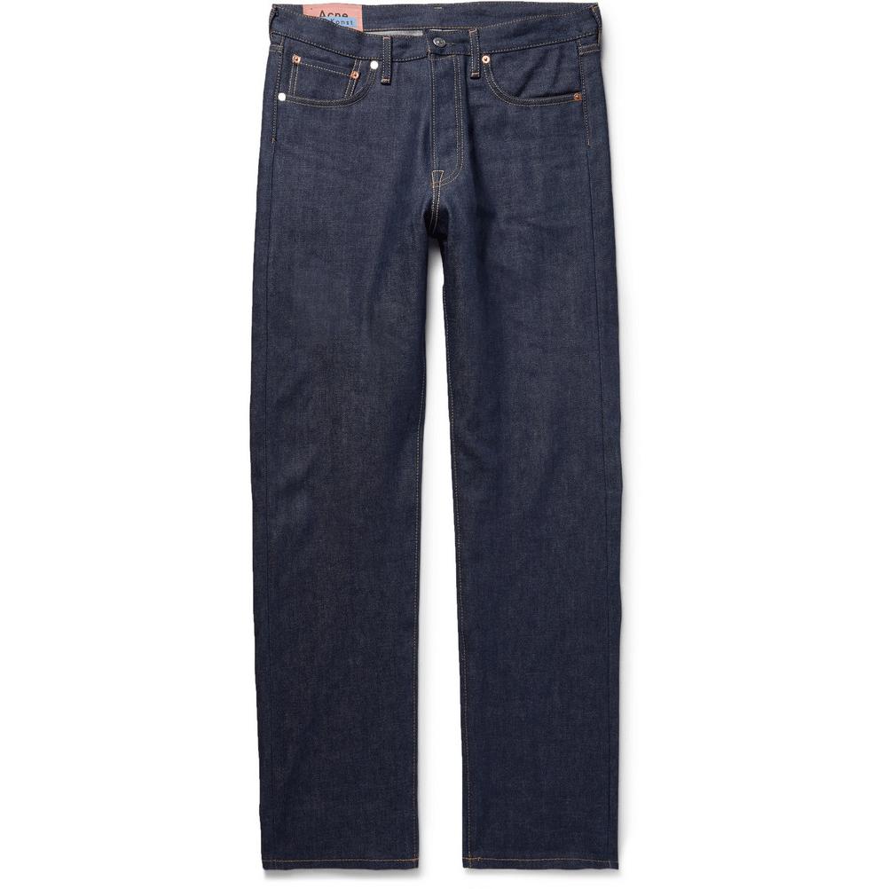 Acne Studios 1996 Rigid Denim Jeans