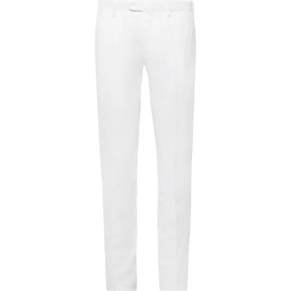 Boglioli Slim-Fit Cotton-Twill Trousers, £230 >