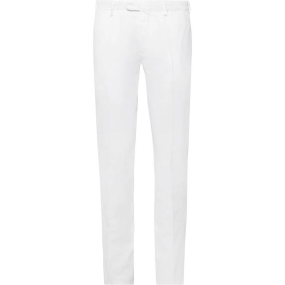 Boglioli Slim-Fit Cotton-Twill Trousers, £230 >