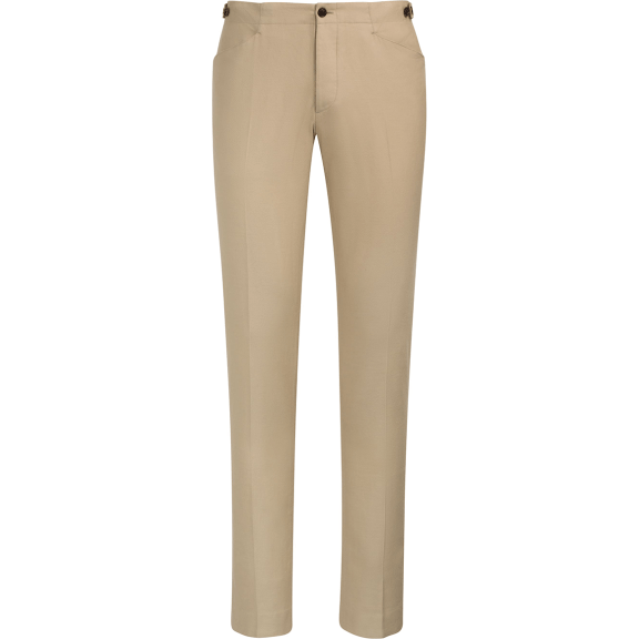 Suitsupply Jort Khaki Trousers, £129 >