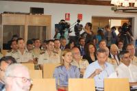 Imagen del público durante la sesión inaugural