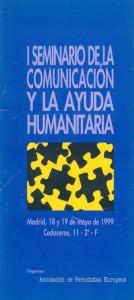 Ayuda humanitaria y medios de comunicación
