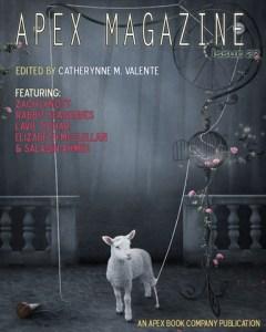 Apex Magazine Issue 27 Cover