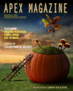 Apex Magazine Issue 29 Cover