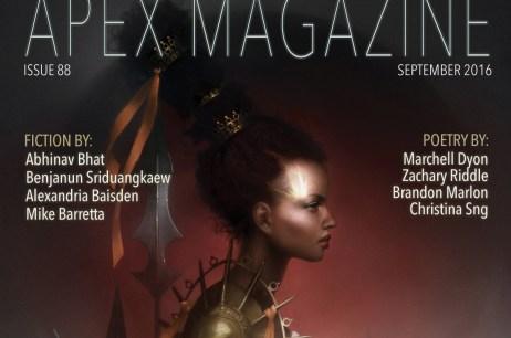 Issue 88 — September 2016