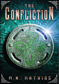 Confliction by M.R. Mathias