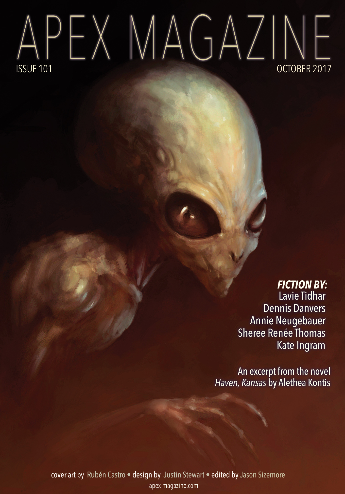 Resultado de imagem para Apex Magazine #101