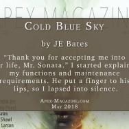 Cold Blue Sky