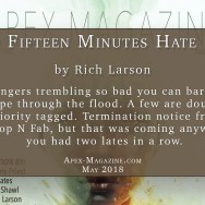 Fifteen Minutes Hate