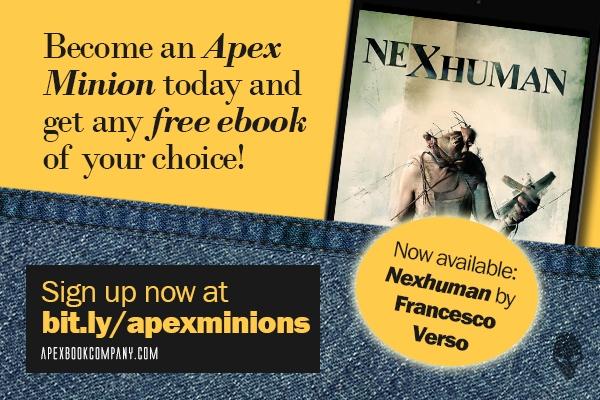 apex-magazine.com - Advertising