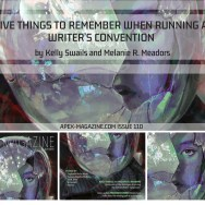 Five Things to Remember When Running a Writer's Convention