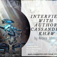 Interview with Author Cassandra Khaw