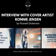 Interview with Cover Artist Ronnie Jensen