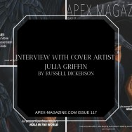 Interview with Cover Artist Julia Griffin