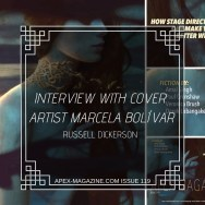 Interview with Cover Artist Marcela Bolívar