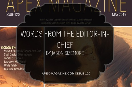 Words from the Editor-in-Chief
