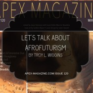Let's Talk About Afrofuturism