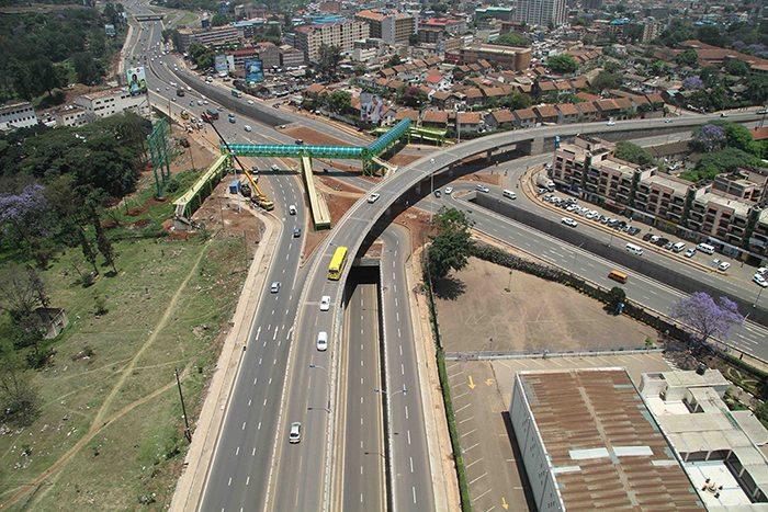 Nairobi Thika Super Highway