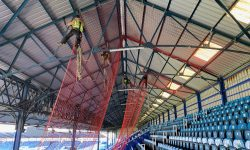 rope access netting