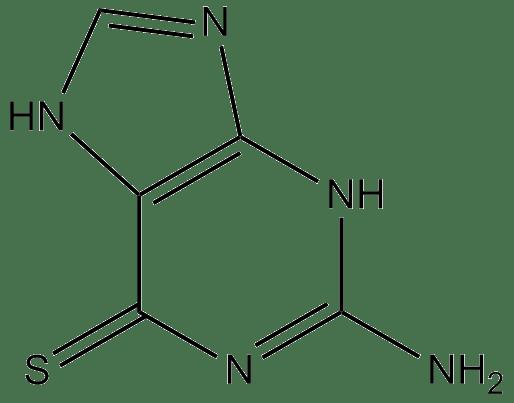 Thioguanine|Purine antimetabolite|CAS# 154-42-7