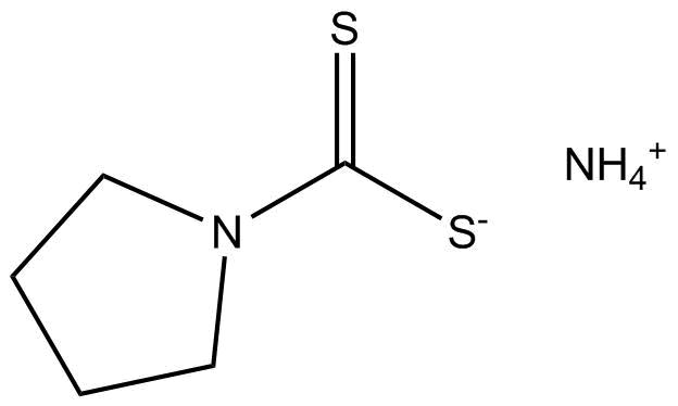 美国APExBIO中文官网 Pyrrolidinedithiocarbamate ammonium