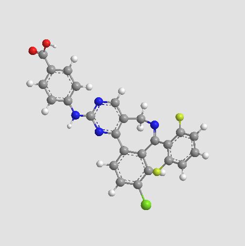 MLN8054|Aurora A inhibitor|CAS# 869363-13-3