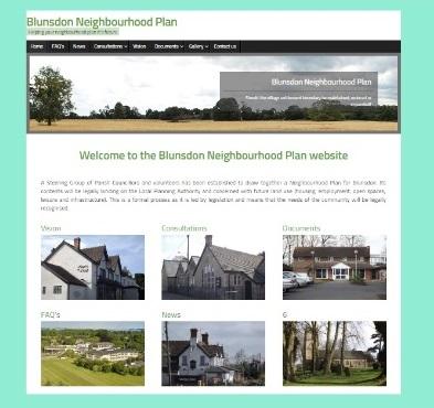 Blunsdon Neighbourhood Plan