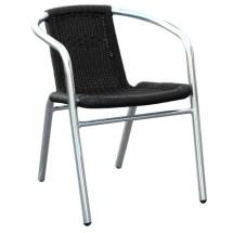 Tora Aluminium Wicker Outdoor Arm Chair Apex