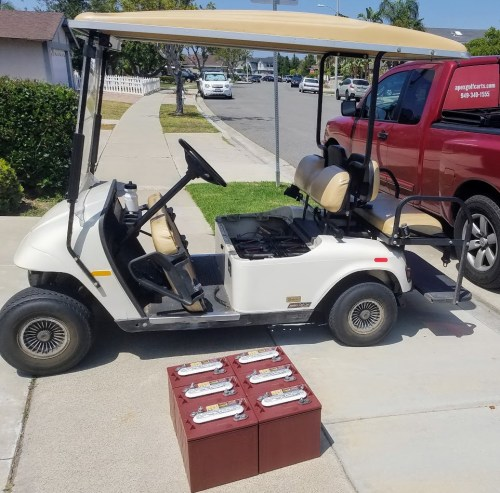 small resolution of golf cart not included