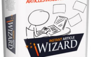 article wizard software
