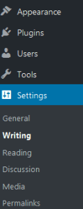 wordpress-dashboard-settings