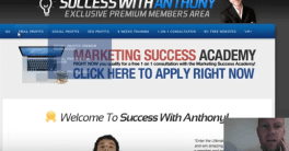 success-with-anthony-review