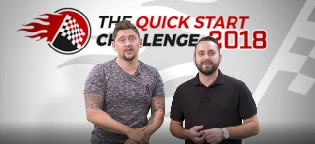 Quick-Start-Challenge-2018