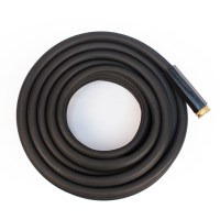 Black Rubber Garden Hose