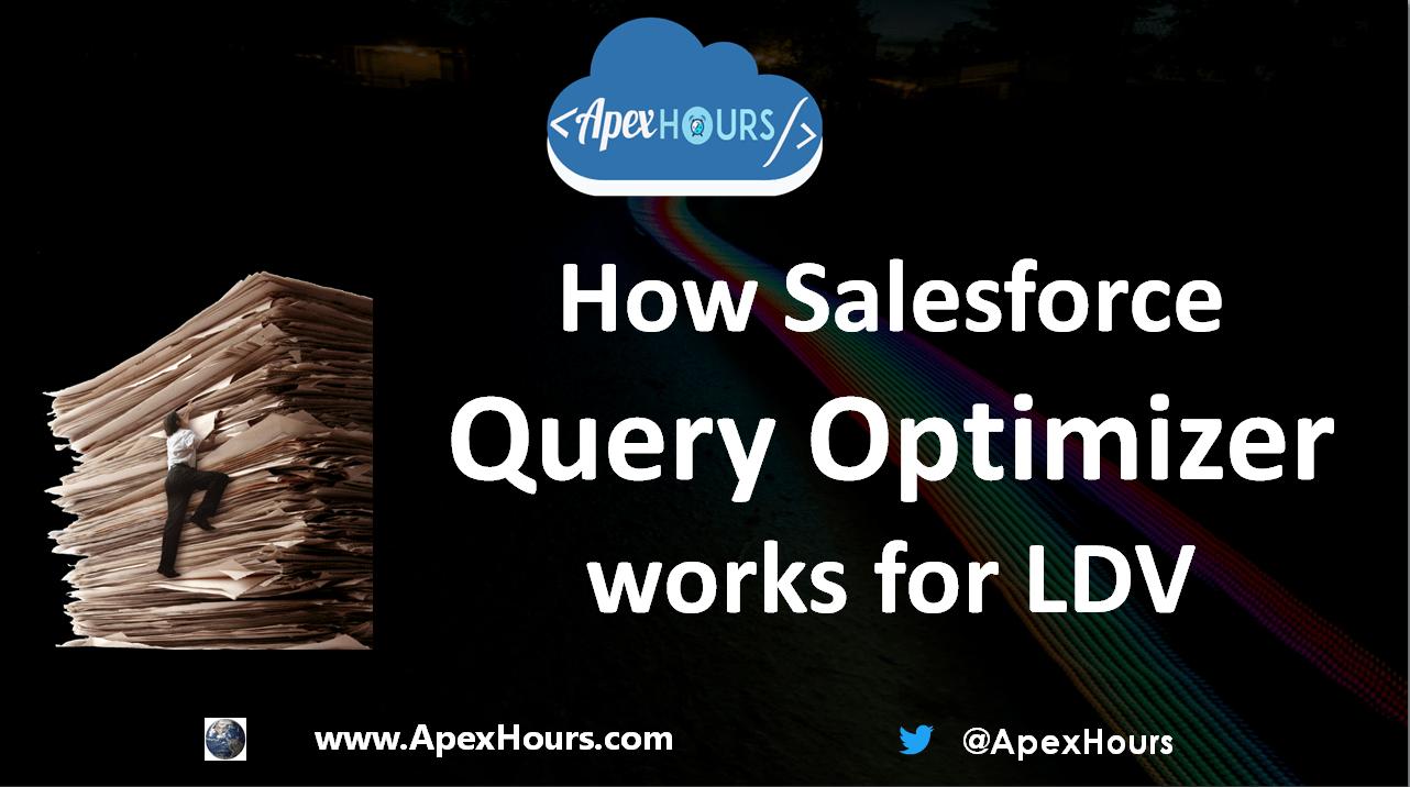 Query Optimizer works for LDV
