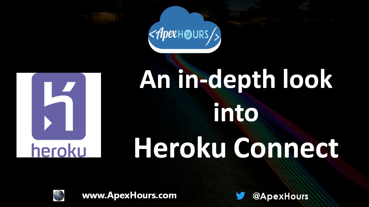 An in-depth look into Heroku Connect