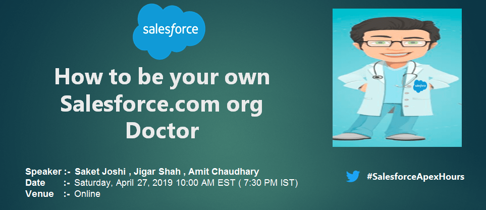 Salesforce.com org Doctor