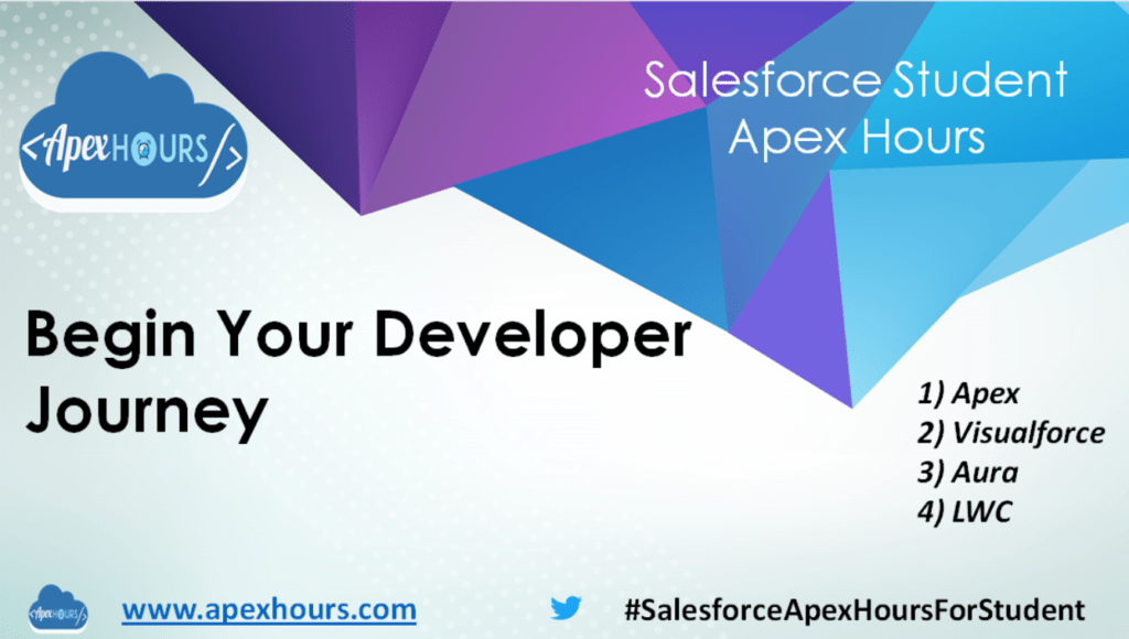 Apex Hours Developer Program