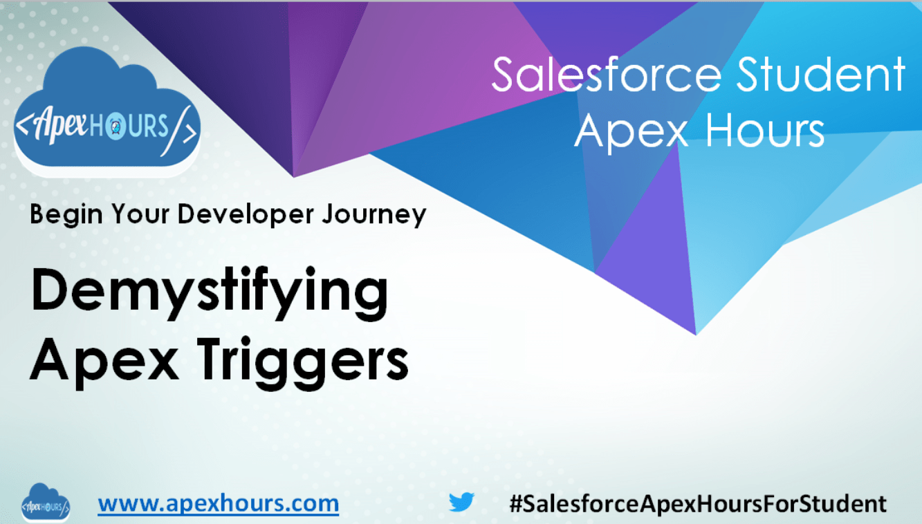 trigger in Salesforce