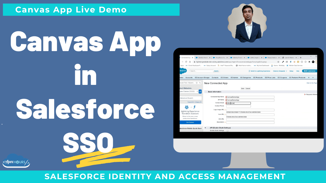 Canvas App In Salesforce