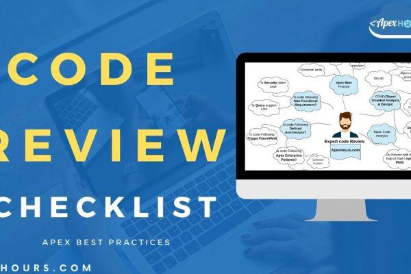Salesforce Code Review Checklist