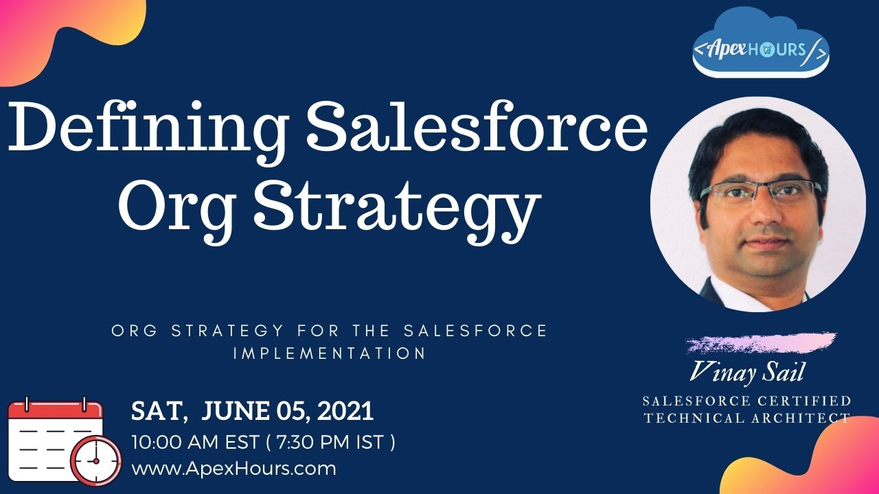 Salesforce Org Strategy