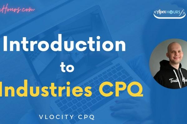 Vlocity CPQ