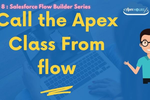 Call the Apex Class from Flow