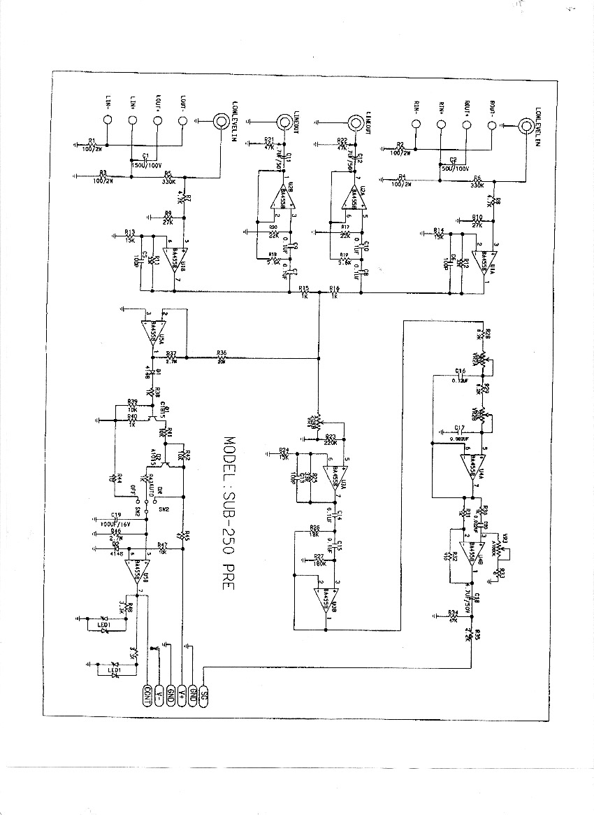 medium resolution of schematic for plate amplifier needed diyaudio circuit schematic diagrams on plate subwoofer schematic diagram