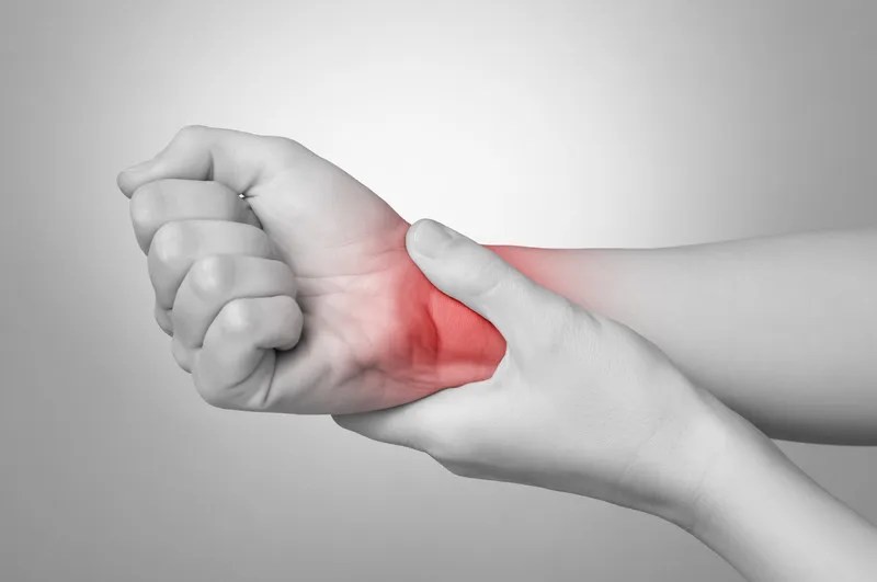 Treating Wrist Pain With Cold Laser Therapy
