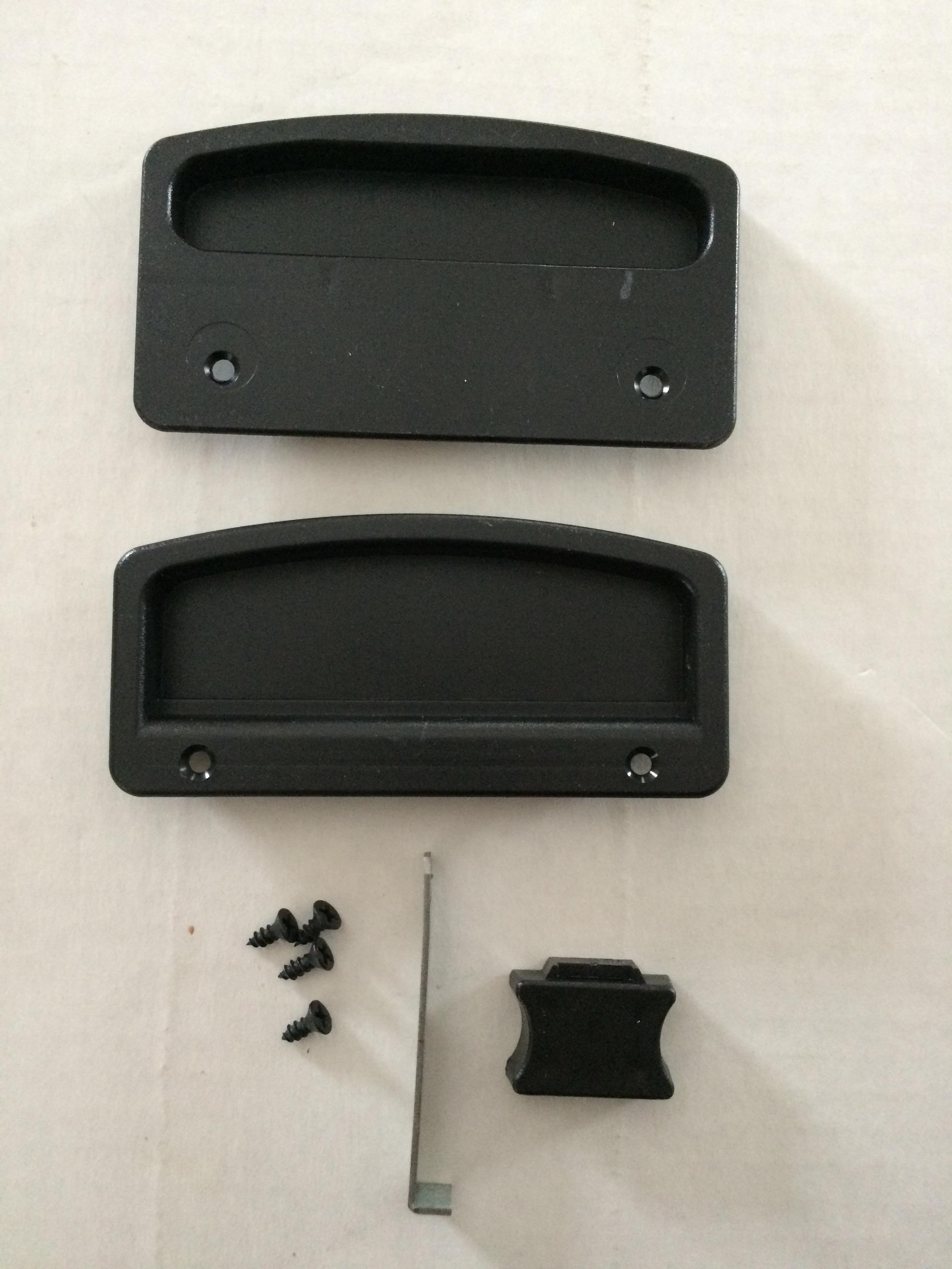 replacement door handle kit sliding