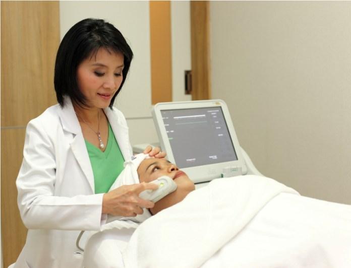 APEX Ulthera lifting Treatment